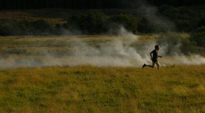 Lewis running